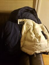 Boys Woolrich Winter Coat size 4