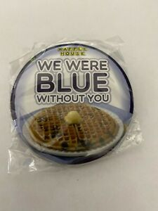 "Waffle House Employee Button/Pin ""Blueberry is Back"" Unopened"
