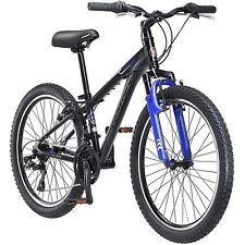 24 Inch Schwinn Aluminum Frame Kids Youth Mountain Bicycle Sidewinder Boy's Bike