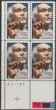 Scott# 2411 - 1989 Commemoratives - 25 cents Arturo Toscanini Plate Block