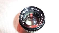 Helios 103 lens 1,8 1.8/53 for KIEV  4 4a 4am 4m  Contax   5088