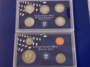 1999-S US Mint Proof Set Complete with COA/Box ***No Reserve***