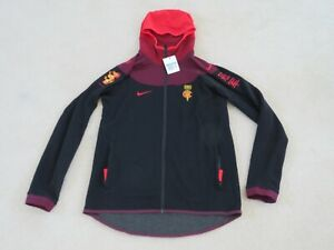 Nike Authentic X CLOT NRG GE SHOWTIME HOODIE JACKET Men M NEW Sweet!