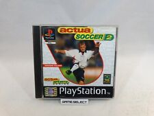 ACTUA SOCCER 2 SONY PLAYSTATION 1 2 3 ONE PS1 PS2 PS3 PSX PAL ITALIANO COMPLETO