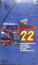 """[800] OSCAR NARRATIVA ed. Mondadori 1974 J. Heller """"Comma 22"""""""