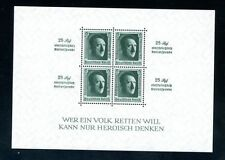 Germany WWII Sheets Stamps