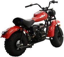 Massimo Warrior200 196Cc Red Mini Moto Trail Bike Mx Street for Kids Adults Moto
