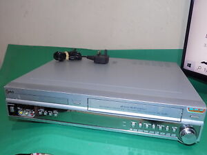 LG DVD Player / Video Recorder Receiver VHS Combo LH-C6235I Amp 5.1ch Dual Deck