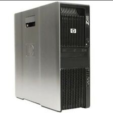 HP Z600 Dual Xeon E5620 2.4Ghz Quad-Core Tower Workstation