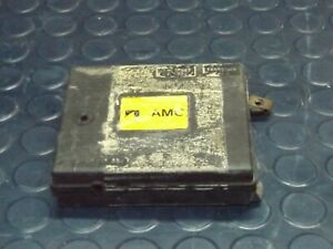 OEM MOPAR AMC Eagle Jeep Cruise Control Module Box 3237117