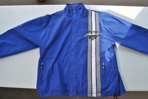 Racing Champions Ford Mustang Windbreaker Medium Jacket