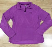 The North Face Pullover Fleece Women's Size Small Purple