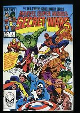 Marvel Super-Heroes Secret Wars #1 FN 6.0