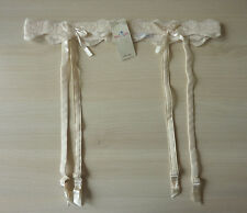 Porte jarretelle femme lingerie sexy taille L (42 - 44) neuf Blue Rose