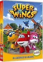 SUPER WINGS In Missione In Europa VOL. 1 DVD Nuovo Sigillato 12 Episodi RN