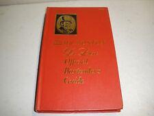 Mr. Boston De Luxe Official Bartender's Guide 1961 Hardcover Vintage