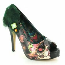 IRON FIST VANITY FAIR PEEP TOE PLATFORM SIZE 5