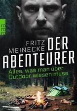 Der Abenteurer von Fritz Meinecke (2017,  Taschenbuch),  UNGELESEN