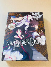 Unbreakable Machine Doll - Limited Edition Funimation Blu/DVD Box Sealed New OOP