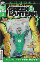 The Green Lantern ANNUAL #1 DC Comics Hal Jordan 2019 COVER A