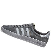 ADIDAS MENS Shoes Broomfield - Grey & Gold - EE5712