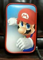 Nintendo 3DS Game Traveler Super Mario System Case