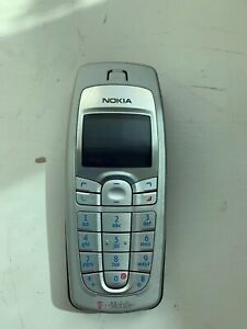 Vintage Nokia 6010 GSM Cell Phone (T-Mobile)