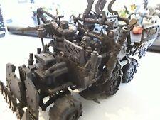 Warhammer 40000 40k Ork Trukk black based