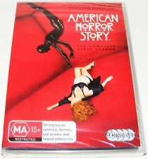 American Horror Story : Season 1--- (DVD, 2012, 4-Disc Set, New & Sealed)