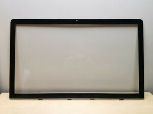 Genuine Apple iMac 27-Inch 2009 Mid-2010 A1312 Front Glass Panel 810-3531 OEM!