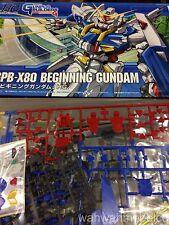 BANDAI 165296 001 HG GPB-X80 Beginning Gundam Plastic Model