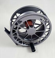 Waterworks Lamson GURU II #3 Fly Reel Grey/Orange - New in Box