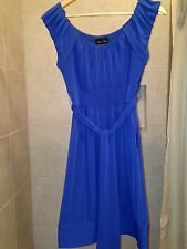 Bcbg New Cobalt Dress By Max And Cleo