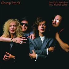 The Epic Archive Vol 3 1984-1992 by Cheap Trick Audio CD 26APR19 Real Gone Music