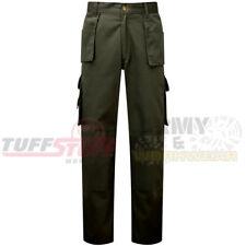 Tuff Stuff Pro Mens Work Tough Trouser Premium Combat Cargo Knee Pad Pockets  711 0099db8f5548