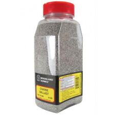 Woodland Scenics Coarse Ballast Shaker Bottle Gray Blend B1395