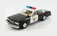 Chevrolet Caprice California Police Highway Patrol 1987 MCG 1:18 MCG18114