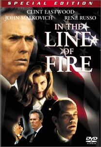 Brand New DVD In the Line of Fire (Special Edition) Clint Eastwood John Malkovic