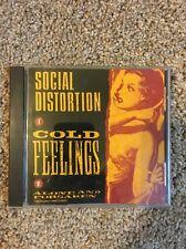 Social Distortion Mike Ness Alone And Forsaken RARE Advance Promo Cd