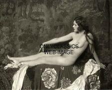 1924 SEXY PINUP Ziegfeld Follies Girl ART DECO 8X10 PHOTO ALFRED CHENEY JOHNSTON
