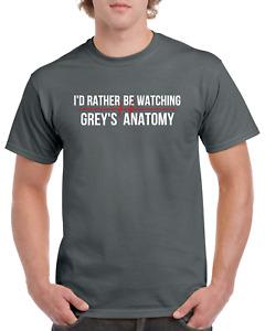 Greys Anatomy T-Shirt - Greys Anatomy Fan - TV Show Greys Anatomy