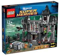 Lego DC Super Heroes 10937 Batman ARKHAM ASYLUM BREAKOUT Poison Ivy Joker NISB