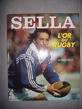 Sella: L'or du rugby, 1995, TBE