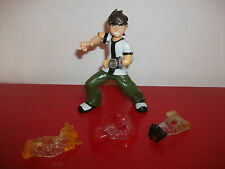 Figurine BEN 10 ten omnitrix électronique sonore 14cm tennyson