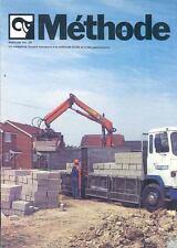 1984 Hiab Foco Truck Crane Brochure Sweden Scania  wn3220-2WGRFS