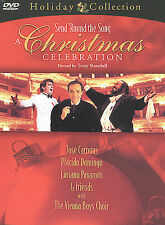SEND ROUND THE SONG-THREE TENOR-DVD-CHRISTMAS-2003-FREE SHIPPING IN CANADA