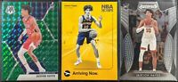 Lot of (3) Jaxson Hayes, Including Mosaic green, Arriving Now & Prizm Draft RCs