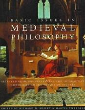 Basic Issues in Medieval Philosophy : Selected Readings Presenting Interactive D