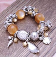 Crystal Alloy Bangle Stone Costume Bracelets