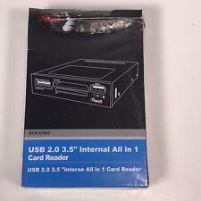 "Rosewill RCR-IC001 All-In-1 USB 2.0 3.5"" Internal Card Reader"